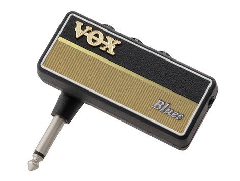 Vox Amplification amPlug 2 Blues Headphone Guitar Amplifier AP2BL
