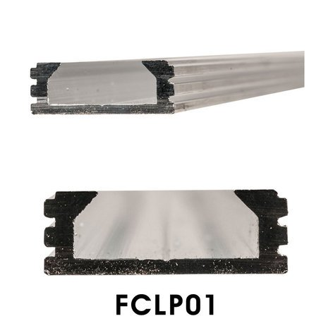 Elation Pro Lighting FLEX-CHANNEL-LP  Low Profile Flex Channel FLEX-CHANNEL-LP