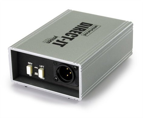 Whirlwind DIRECT-JT Direct Box w/Jensen Transformer DIRECT-JT