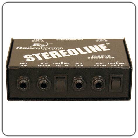 Rapco STL-1 Stereo Direct Box STL-1