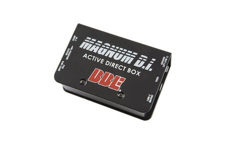BBE MAGNUM-DI Active Direct Box, Phantom Powerable MAGNUM-DI