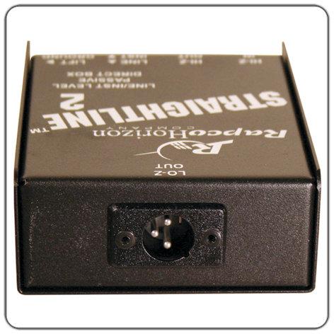 Rapco SL-2 Straightline-2 Passive Direct Box SL-2