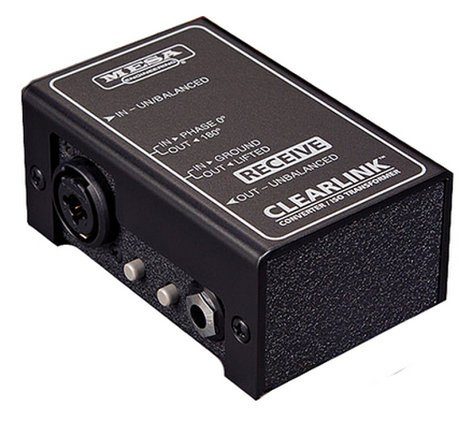 Mesa Boogie Ltd CLEARLINK RECEIVE Converter CLEARLINK-RECEIVE