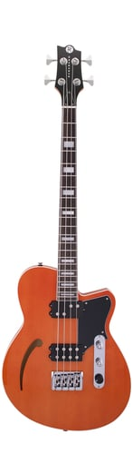 Reverend Guitars Dub King Semi-Hollowbody Electric Bass DK