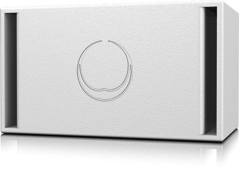 """Turbosound TSB-110-WH 10"""" Band Pass Subwoofer for Installation Applications, White TSB-110WH"""