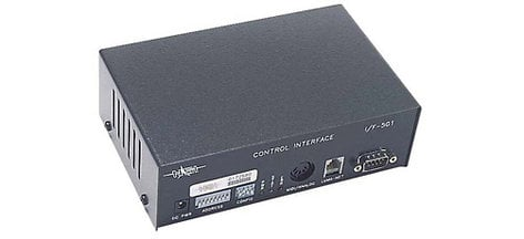 Leviton N0501-003 [RESTOCK ITEM] AMX to DMX Protocol Converter and Auto Sequence Control Device N0501-003-RST-04