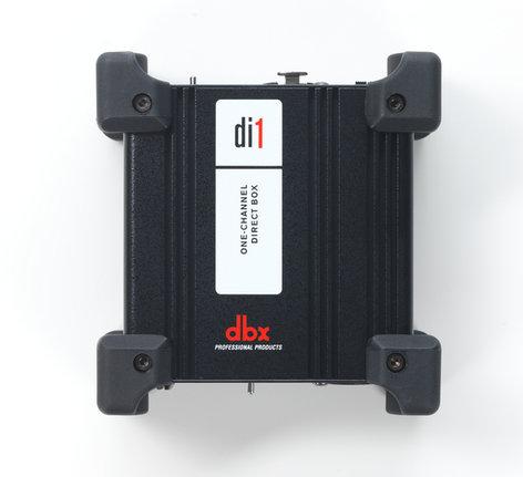 DBX DI1-DBX Active Direct Box DI1-DBX