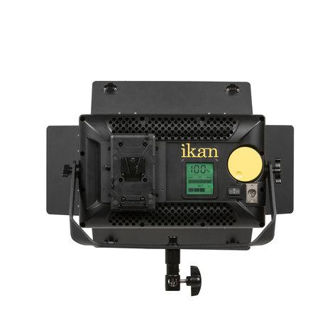 ikan LB5-IKAN Lyra Bi-Color 3200K-5600K Soft Panel Half x 1 Studio and Field LED Light LB5-IKAN