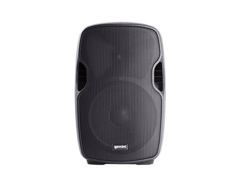Gemini AS-10P  10-Inch, 2-Way Powered Loudspeaker AS-10P