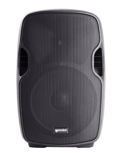 Gemini AS-12P  12-Inch, 2-Way Powered Loudspeaker AS-12P