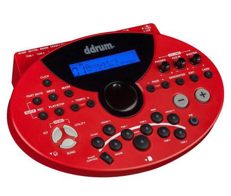 ddrum DD5XM Electronic Drum Module DD5XM