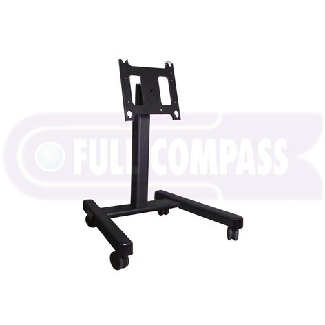 Chief Manufacturing MFMUB 3-4ft Mobile Cart for Flatscreens with 15-45 Degree Viewing Angle MFMUB