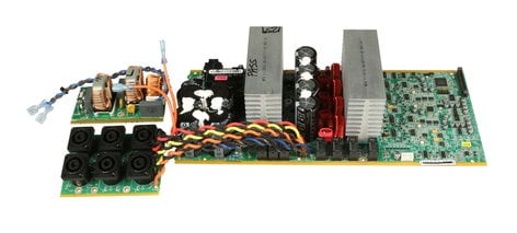 QSC WP-220040-00  PLD4.2 Main PCB Assembly WP-220040-00