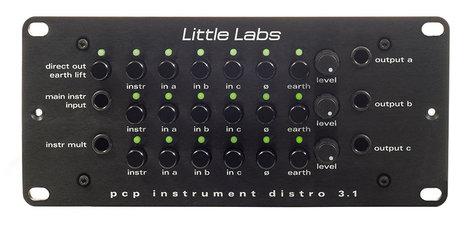 Little Labs PCP Instrument Distro./Guitar Splitter PCP