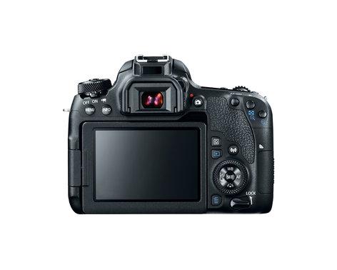 Canon EOS 77D EF-S 18-135 IS USM Kit DSLR Kit with EF-S 18–135mm IS USM Lens Kit EOS-77D-EFS-18/135MM