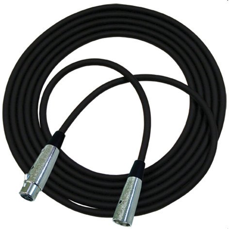 RapcoHorizon Music M7-25 25 ft Studio Series Microphone Cable with REAN XLR Connectors RM7-25