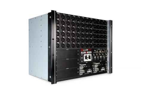 Allen & Heath DLIVE-DM48-B2 DM48 [MFR-USED RESTOCK MODEL] dLive I/O Box, 48 In x 24 Out DLIVE-DM48-B2