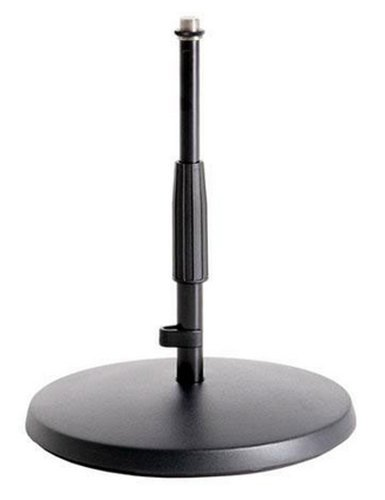 K&M Stands 23320.500.55 Floor/Tabletop Microphone Stand 23320