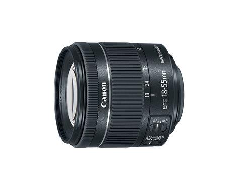 Canon EOS 77D EF-S 18-55 IS STM Kit DSLR Kit with EF-S 18–55mm IS STM Lens EOS-77D-EFS-18/55MM