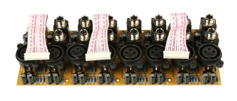Behringer Q05-81102-04453 Input PCB for EURODESK SX3242FX Q05-81102-04453