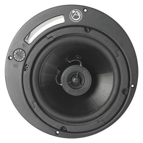 "Atlas Sound FA62T-8MB [RESTOCK ITEM] 6"" 30w 70v Speaker System FA62T-8MB-RST-02"