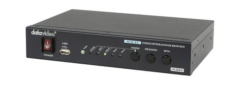 Datavideo Corporation NVS-25 H.264 Video Streaming Server / Recorder NVS-25