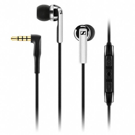 Sennheiser CX200G-BLACK  In-Ear Headphone with In-Line Control for Smartphones CX200G-BLACK