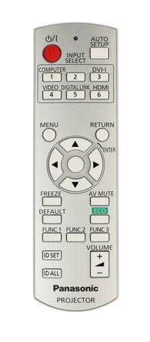 Panasonic N2QAYB000812 Remote Control for PT-RW430UW N2QAYB000812