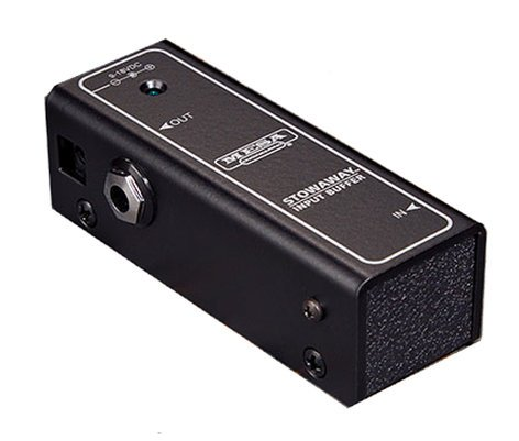 Mesa Boogie Ltd STOWAWAY Compact Input Buffer STOWAWAY