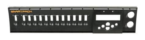 ETC/Elec Theatre Controls 7020A4111  SmartPack 12 Faceplate 7020A4111