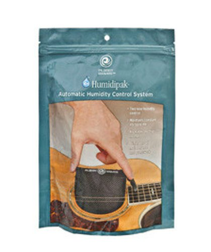 Planet Waves PW-HPK-01 Humidipak Automatic Humidity Control System for Acoustic Guitars PW-HPK-01