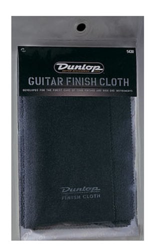 Dunlop Manufacturing 5430 Guitar Finish Cloth 5430
