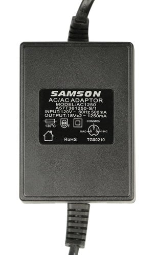 Samson 7-TG00210 Power Supply for MDR16 and MDR1688 7-TG00210