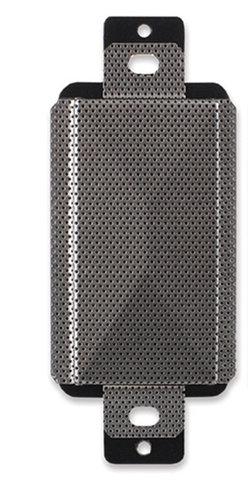 RDL DS-SP1A 2 Watt Decora-Style 8 Ohm Loudspeaker, Stainless Steel DS-SP1A