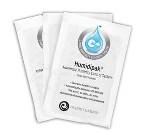 Planet Waves PW-HPRP-03 3-Pack of Replacement Humidipak Packets PW-HPRP-03