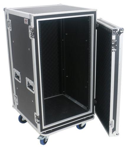 Elite Core Audio OSP SC20U-20 20RU ATA Amplifier Rack with Casters SC20U-20