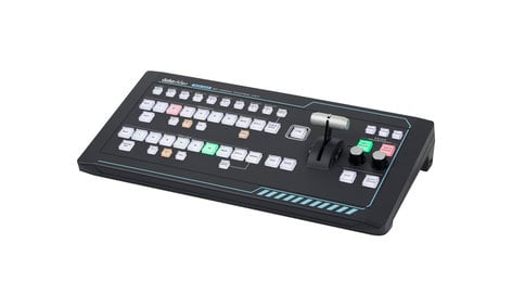 Datavideo Corporation SEB-1200  SE-1200MU 6 Input Switcher, RMC-260 Controller Bundle SEB-1200