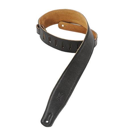 "Levys Leathers M26GF 2.5"" Garment Leather Guitar Strap M26GF"