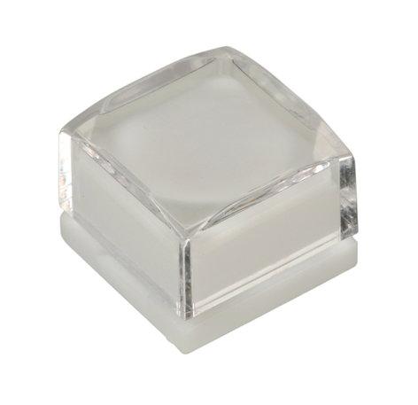 Clear-Com 240165Z  White Square Key Cap for SB-704 240165Z
