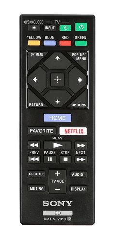 Sony 149312311  BDPBX370 Remote 149312311
