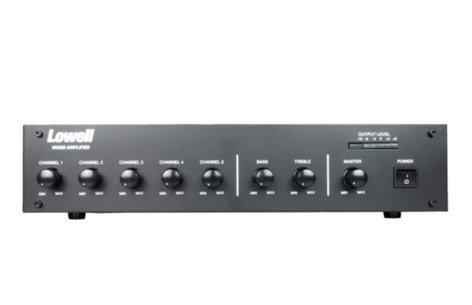 Lowell MA250  250W Mixer Amplifier  MA250