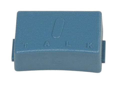 Telex F.01U.298.406  Blue Talk 1 Button for RTS BP-325 F.01U.298.406
