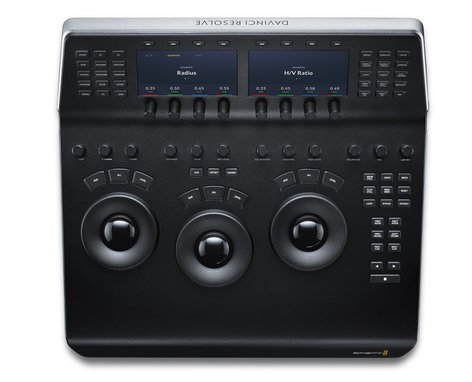 Blackmagic Design DaVinci Resolve Mini Panel Professional Video Edit Controller Panel DV-RES-BBPNLMINI