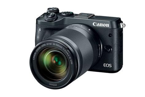 Canon EOX-M6-18/150-IS-KIT EOS M6 EF-M 18–150mm IS STM Camera Kit EOX-M6-18/150-IS-KIT