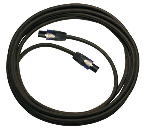 RapcoHorizon Music H14-150N2N2 150 ft 14 AWG Speaker Cable with Neutrik NL2 Connectors H14-150N2N2