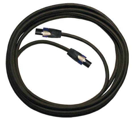Rapco H14-100N2N2 100 ft 14 AWG Speaker Cable with Neutrik NL2 Connectors H14-100N2N2