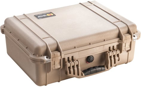 Pelican Cases PC1520NF Medium Protector Case with Empty Interior PC1520NF