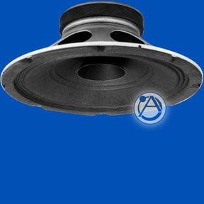 "Atlas Sound C10AT25 8"" 10oz Dual Cone Loudspeakers 25V-5W xfmr C10AT25"