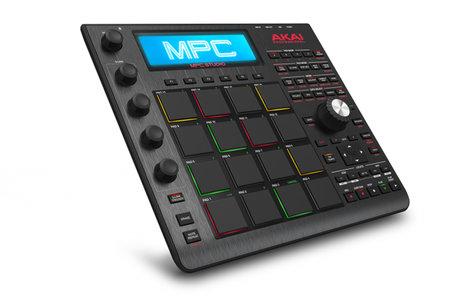 AKAI MPC-STUDIO-BLK MPC Studio Compact MPC with Software, Black MPC-STUDIO-BLK