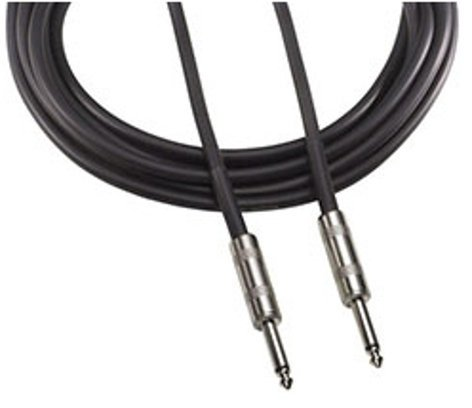 """Audio-Technica AT690 Speaker Cable, 1/4"""" Male TS - 1/4"""" Male TS, 25 Feet AT690-25"""